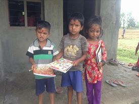 Book delivery to Kailali