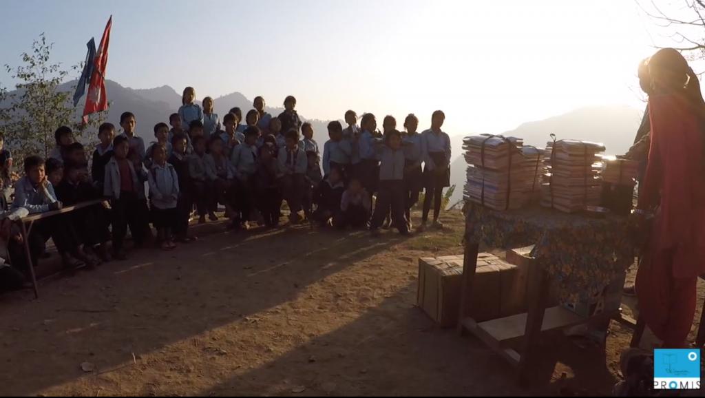 PROMIS støtter Education for life