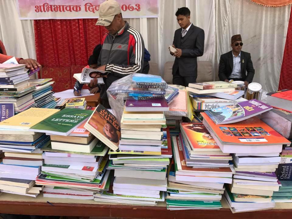 From Dubai to Jana Jigriti Secondary School, Gorkhana