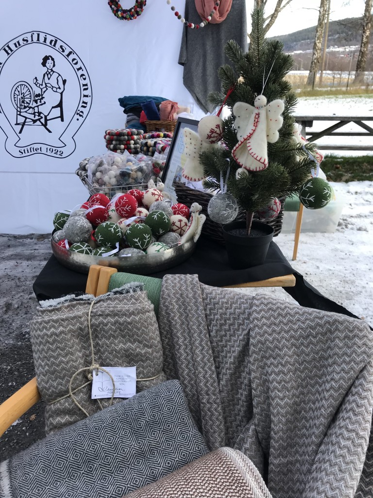 Christmas market in Bærum